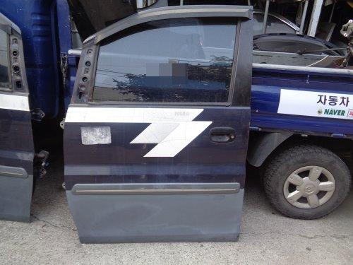 현대자동차중고부품 리베로 운전석전도어 문짝